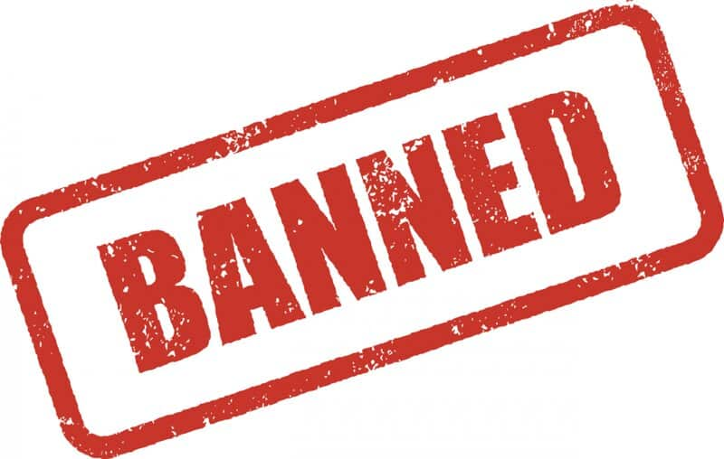 Banned Words on Twitch