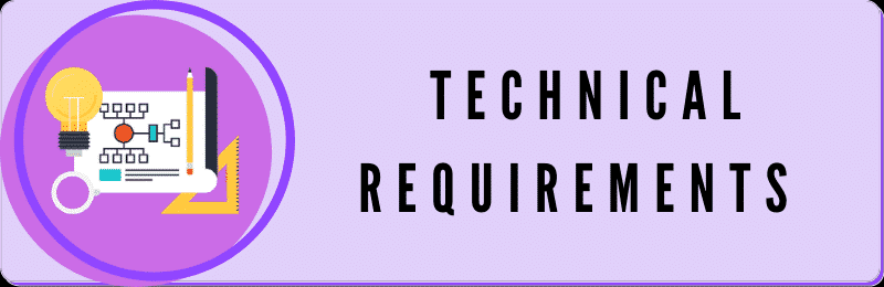 technical Requirements for Streaming on Twitch