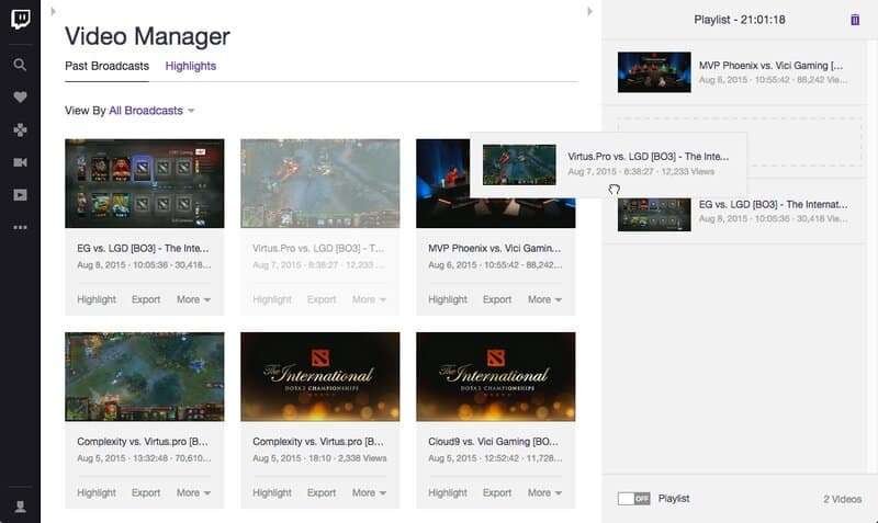 Offer More Videos on Demand (VOD)