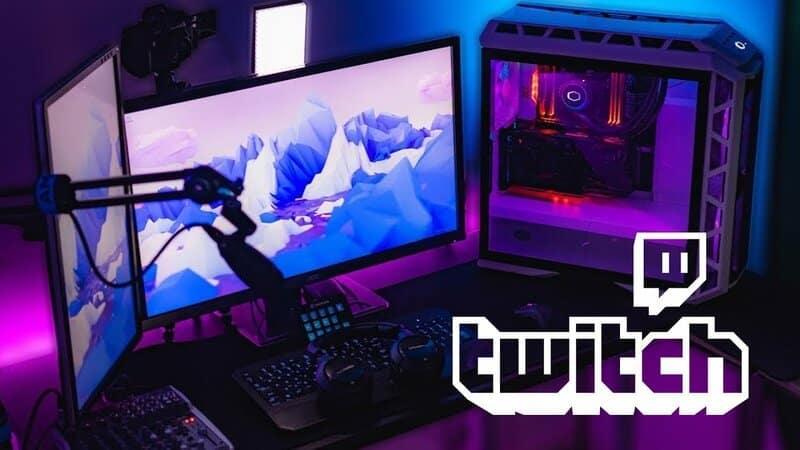 twitch streaming gear