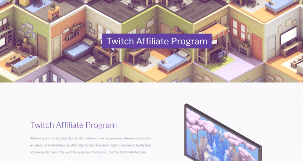 how to become twitch affiliate