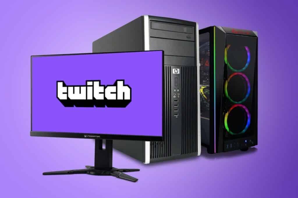 Dual PC Streaming