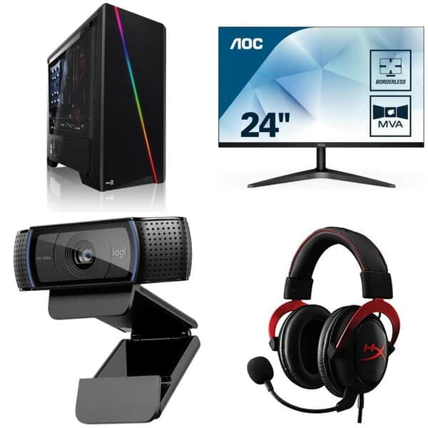 streaming equipment