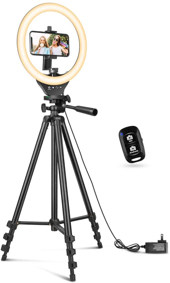 51yb9yuvqJL. AC SL1000 Best Ring Light for Streaming - Top 7 Ring Lights in [year]