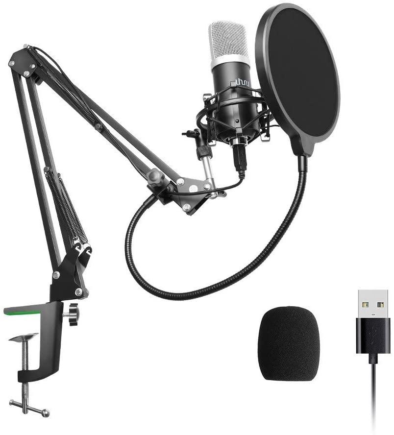 USB Podcast Condenser UHURU