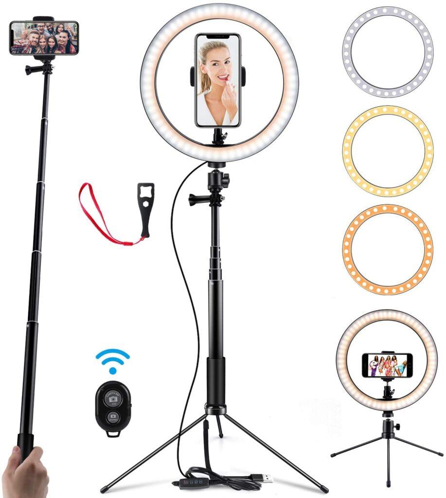 KeShi Selfie Ring Light