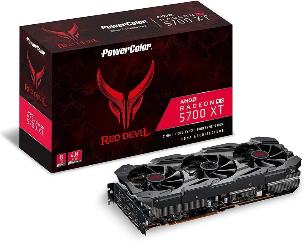 Red Devil AMD Radeon RX 570