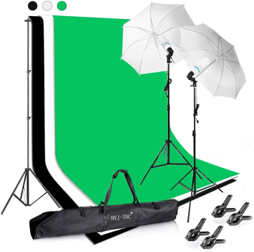HYJ-INC Green Screen