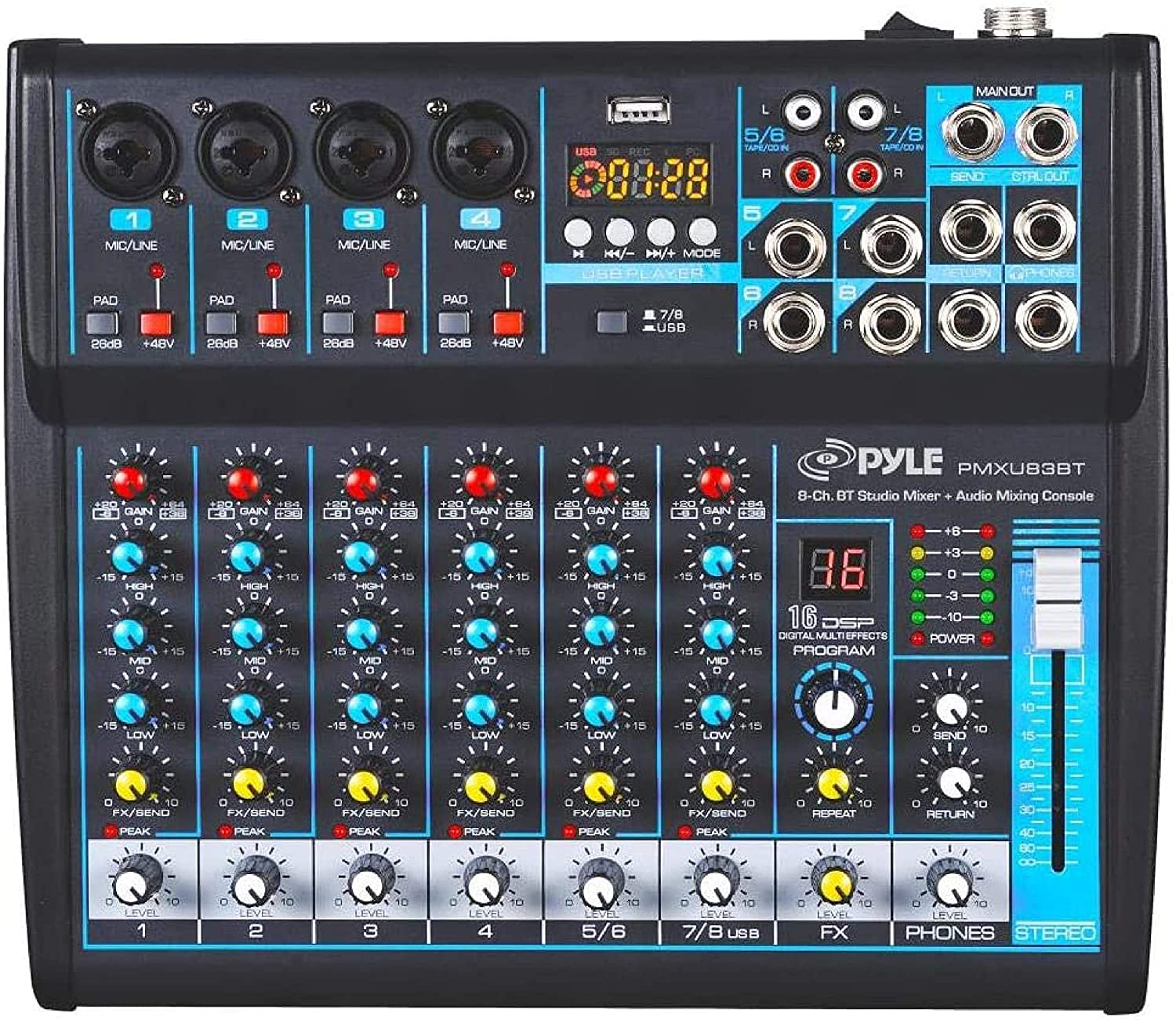 91jpZmLFWL. AC SL1500 Best Mixer for Streaming in [year] - Top 5 Products and Reviews
