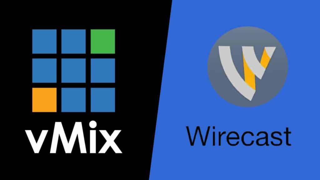 vMix vs Wirecast