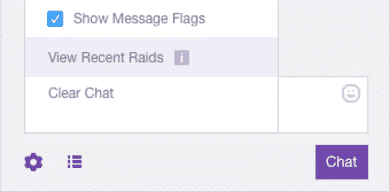 twitch chat settings