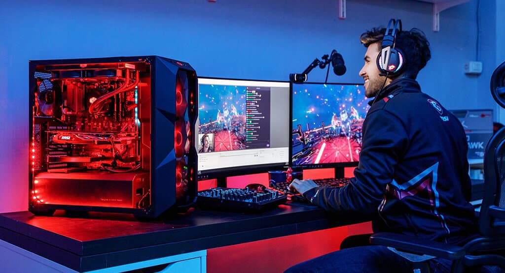 best secondary monitor for streaming