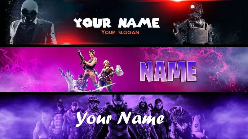 twitch banners