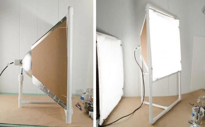 DIY LED Soft Light Panel