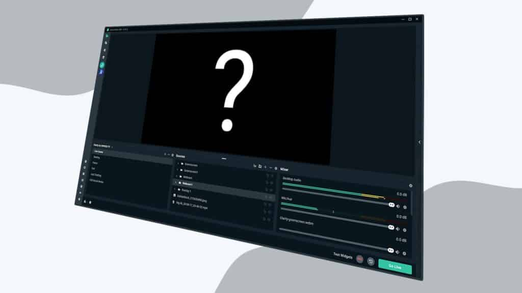 Streamlabs OBS Game Capture Black Screen