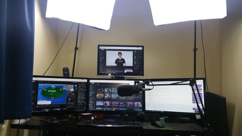 3 Point Lights for Streaming