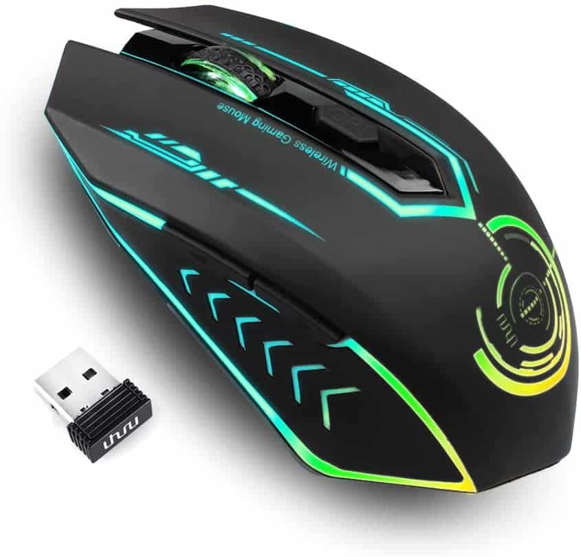 WM-02 Wireless Gaming Mouse