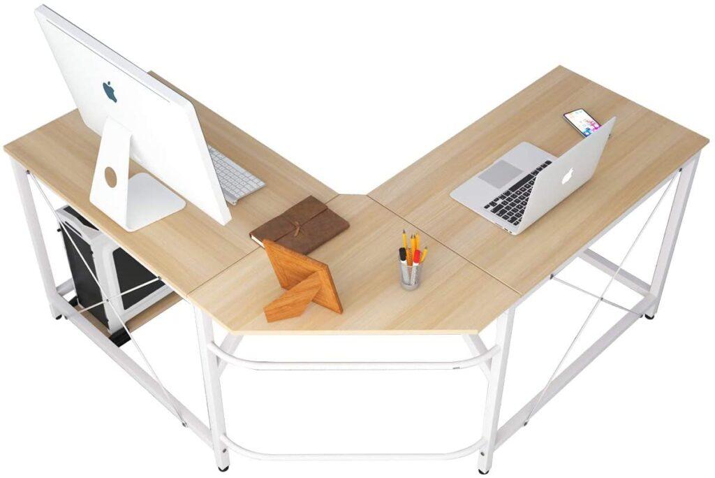 Soges L Shaped Desk