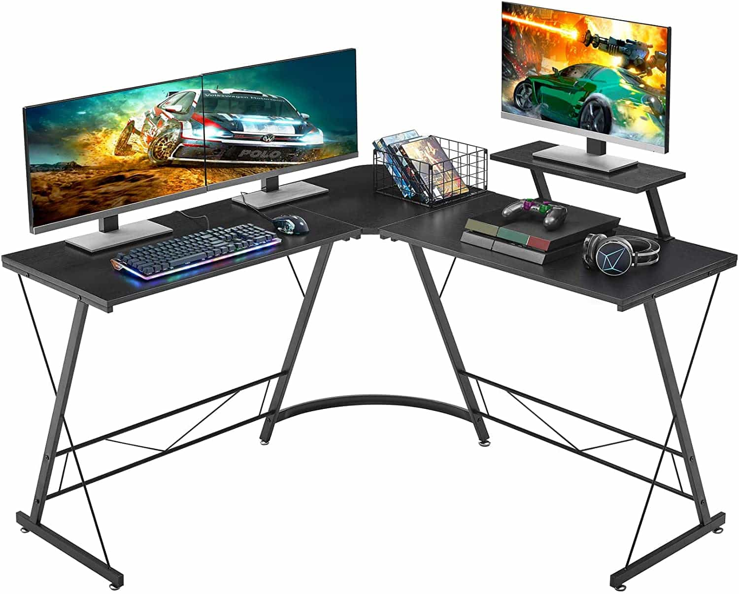 71uBn67o YL. AC SL1500 Best Desk for 3 Monitors - 8 Great Products and Reviews ([year])