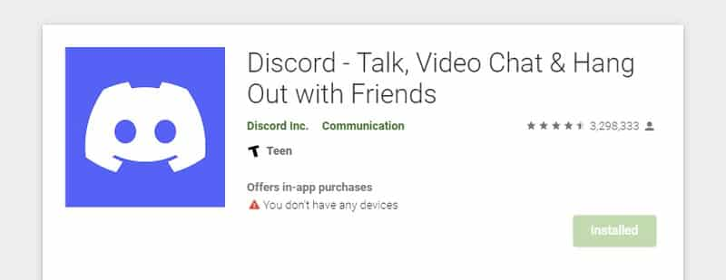 How to Live Stream on Discord from an Android Device?