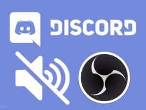 How to Mute Discord on OBS - Quick and Easy Guide