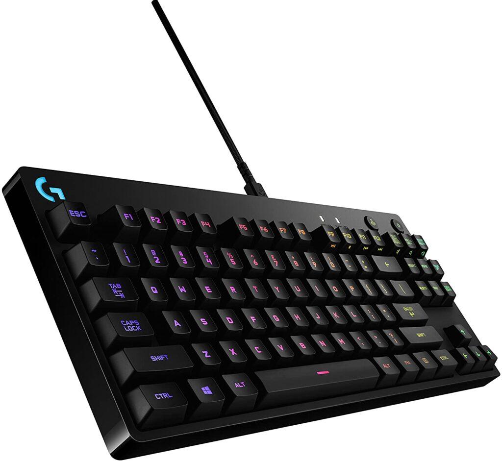 G Pro X Keyboard