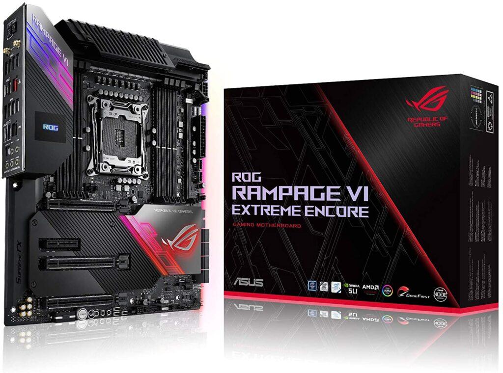 ASUS ROG Rampage VI Extreme LGA2066