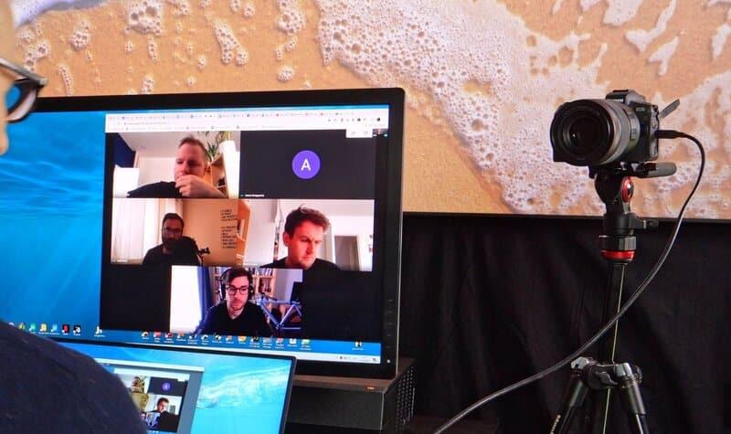 Setting Up a DSLR as a Webcam