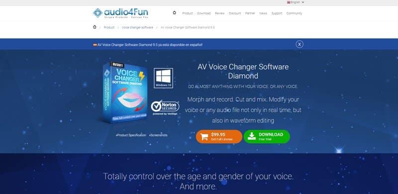 AV Voice Changer