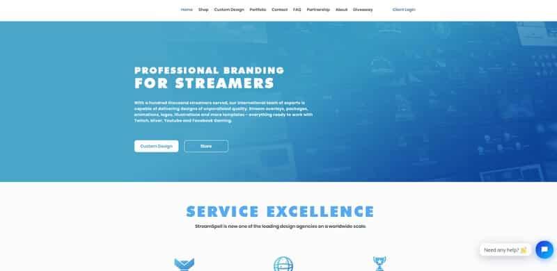 StreamSpell
