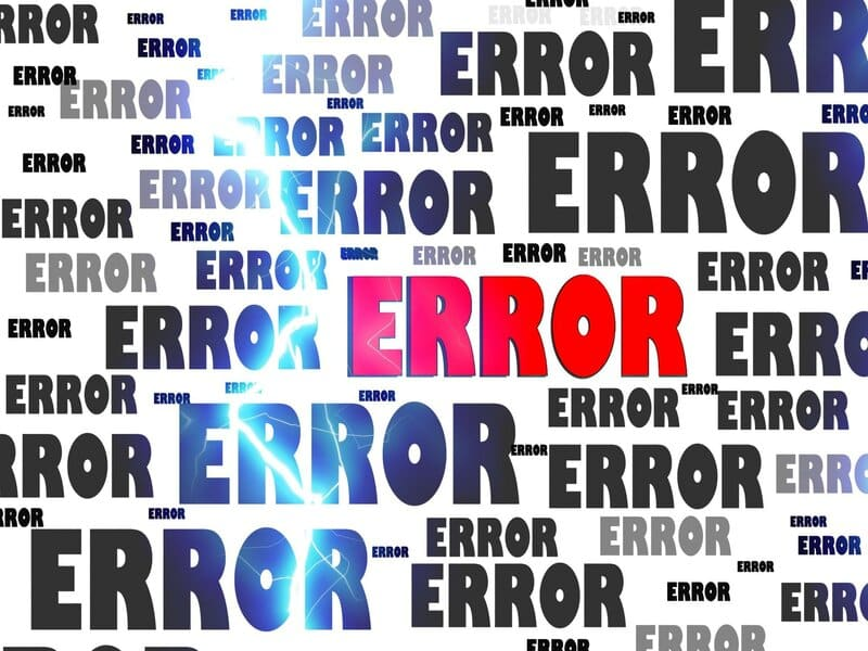 What Are Other Types of Errors?