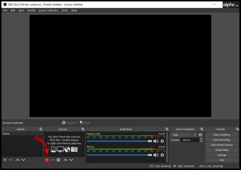 Audio Output Capture