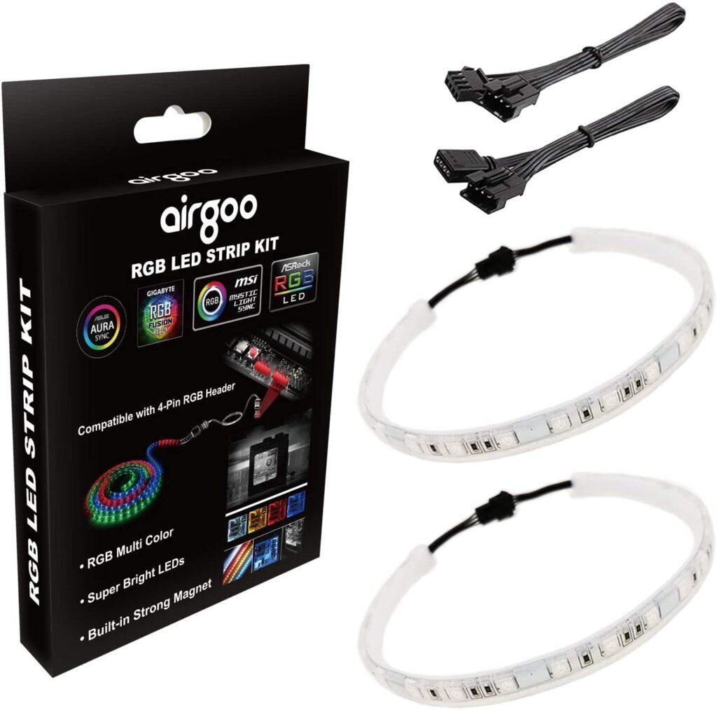 Airgoo PC RGB LED Strip Light