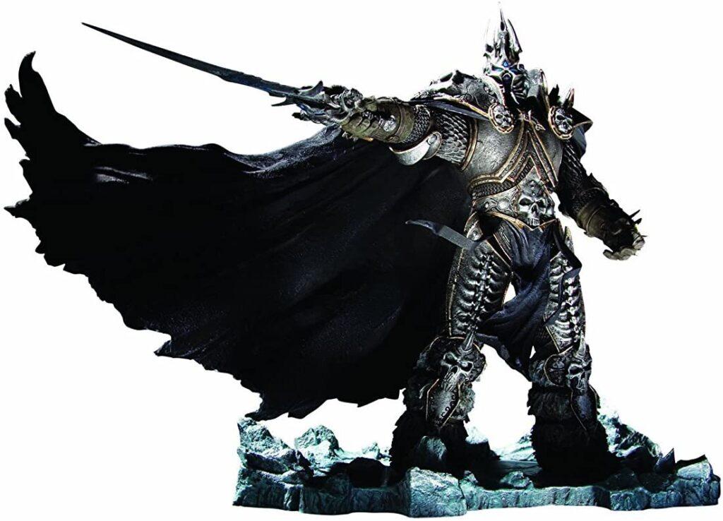 QIroseonly Lich King Figurine