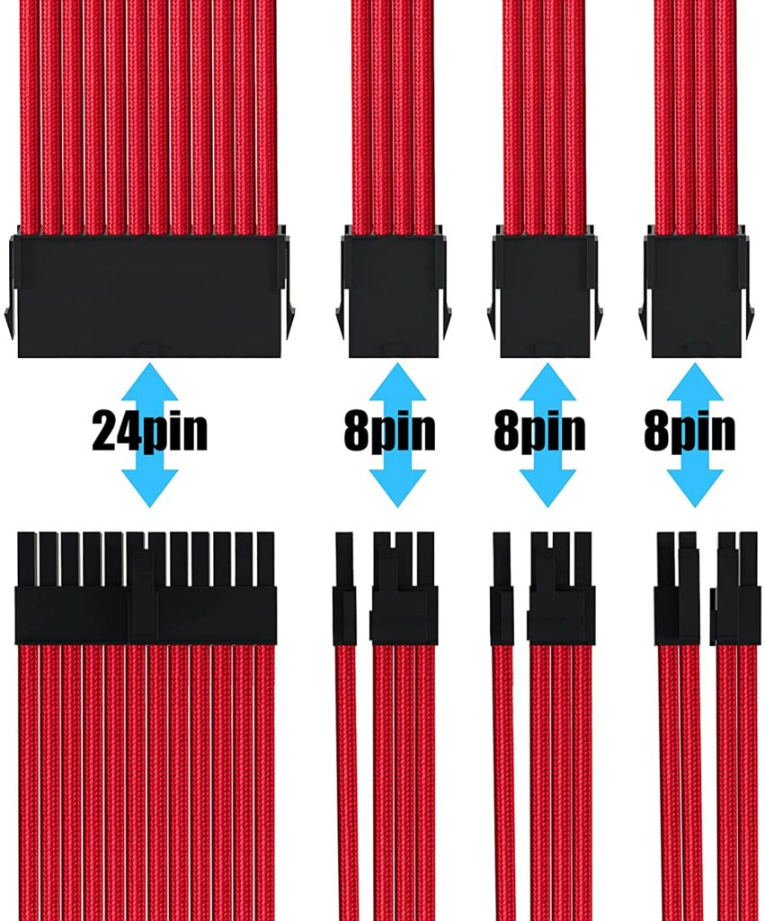 Funtin Sleeved Cables