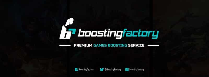 Boosting Factory Coaching Service