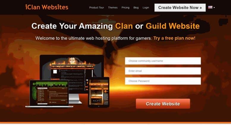 iClan Websites